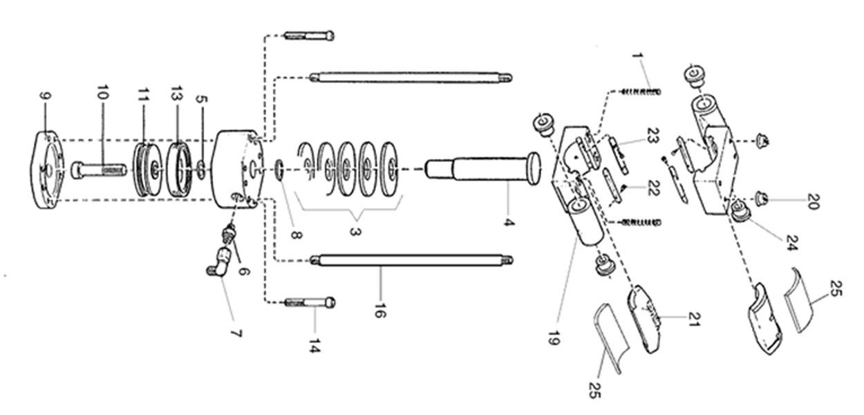 Cylinder (3716 3203-00)